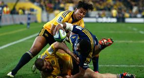 Super Rugby Final - Hurricanes v Highlanders