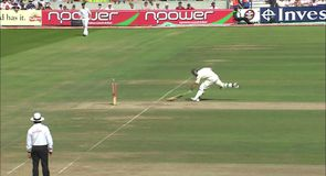 Classic Ashes Moments: Ponting run out