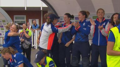 England women win first ODI