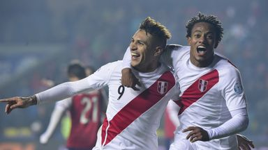 Peru 2-0 Paraguay: Paolo Guerrero scores as Peruvians secure third at Copa America