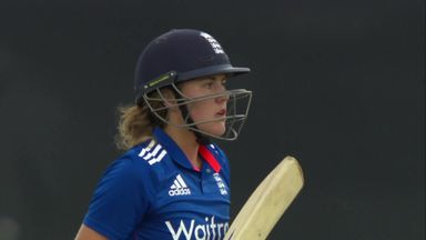 Sciver stands out in first ODI