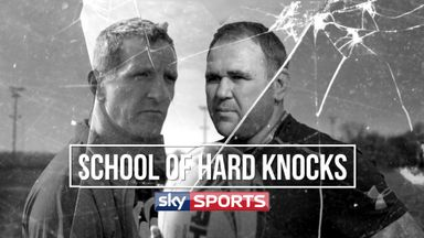 School of Hard Knocks returns!