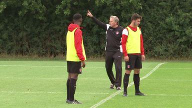 Inside Charlton's academy