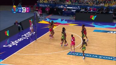 Jamaica 50-54 England - highlights