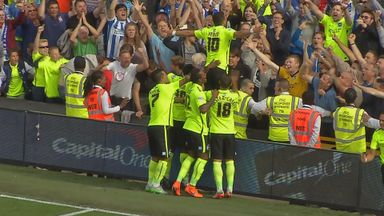 Five Football League Moments - 16th August