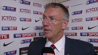 Adkins: Draw a fair result