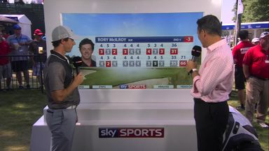 Frustrating week for McIlroy