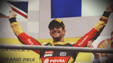 Romain Grosjean: Career Best Bits