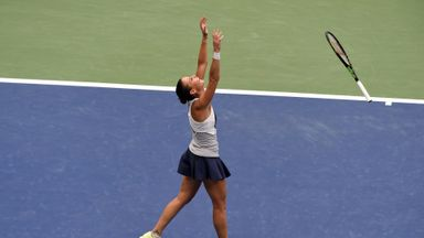 Pennetta seals 2015 US Open