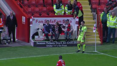 Charlton's Fan Sofa!