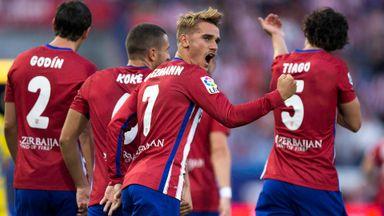 Top 5 La Liga Goals: Best of the weekend