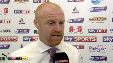 Dyche happy with win