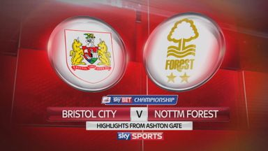 Bristol City 2-0 Nottingham Forest