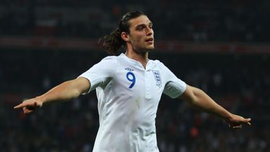 Carroll targets England return