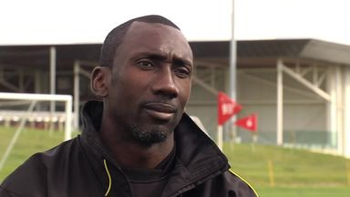 Hasselbaink: No targets for Burton