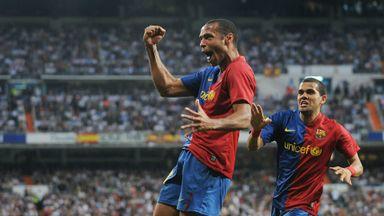 El Clasico Moments: Barcelona win 6-2