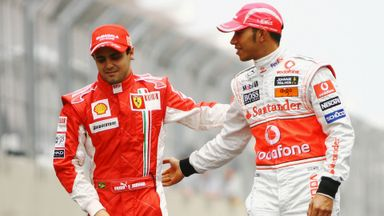 Felipe Massa: The 39 second champion