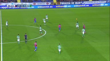 Shocking miss by Levante!