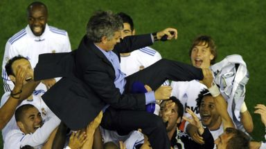 El Clasico Moments: Mourinho's first trophy