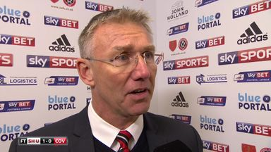 Adkins: We worked extremely hard