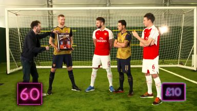 Soccer AM - Strip Club Arsenal special