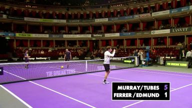 Tubes meets Andy Murray