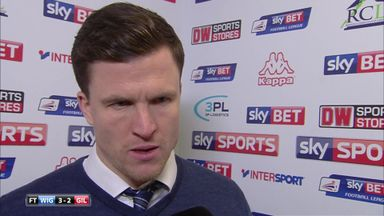 Caldwell: Wigan deserved to win