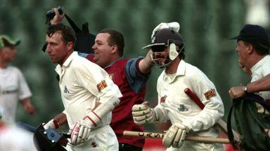 20 years on: Atherton in Johannesburg