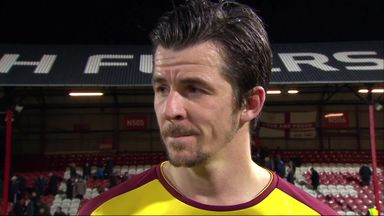 Barton praises Burnley's character