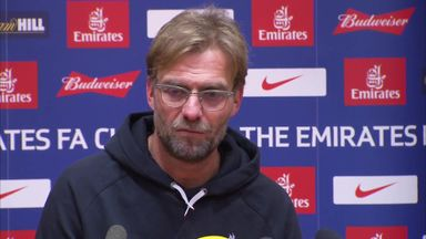 Klopp thanks Liverpool fans after FA Cup win
