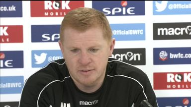 Lennon upbeat about survival chances