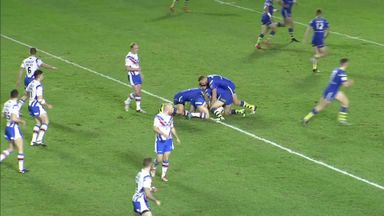 Warrington v Wakefield - Highlights
