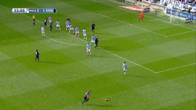 Ronaldo heads controversial opener