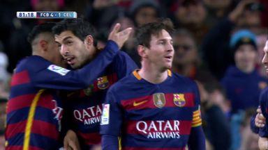 Barca pull off Cruyff penalty