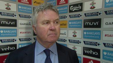 Chelsea comeback pleases Hiddink