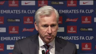 Playing without pressure sees Palace through
