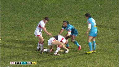 Hull KR v St Helens - Highlights