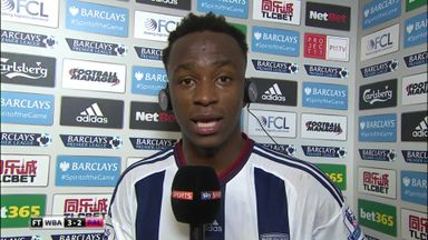 Berahino vows to up his game