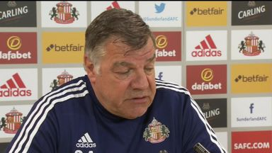 Allardyce: Lack of goals a concern