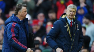 Wenger: We're used to criticism