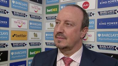 Benitez selects first Newcastle XI