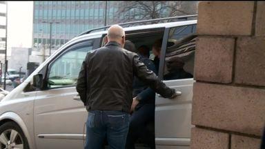 Benitez arrives at Newcastle
