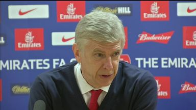 Wenger: No lack of confidence