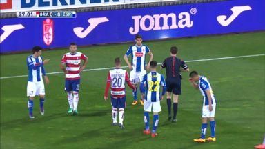 Granada 1-1 Espanyol