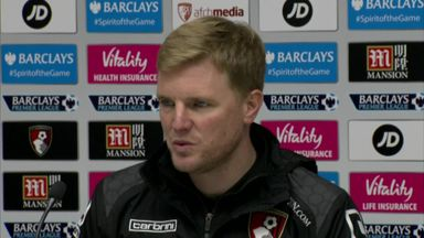 Howe delighted with win
