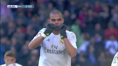 Real Madrid 7-1 Celta Vigo: The Goals