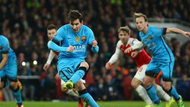 Wenger: Barca defeat affected us