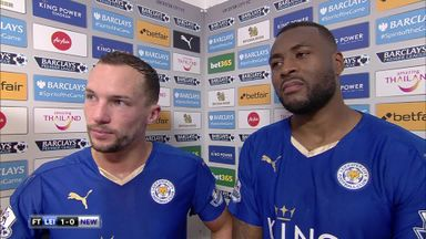 Leicester dig in for victory