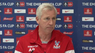 FA Cup offers change for Pardew