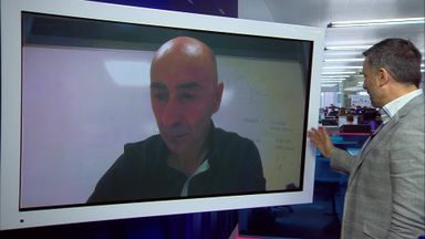 Pako Ayestaran on Valencia